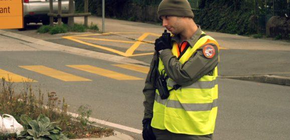 Protection civile Jura-Nord vaudois au Triathlon d'Yverdon-les-Bains 2019